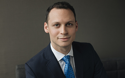 Image: Alexander Katznelson, Business Law Lawyer