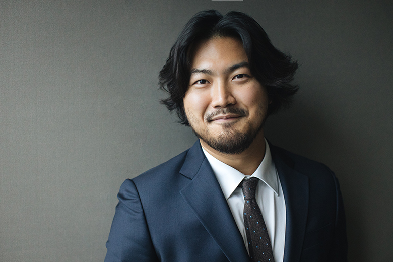 Profile Photo - Justin Song - Tax Law