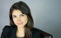 Image: Sepideh Nassabi - Litigator and Registered Trademark Agent