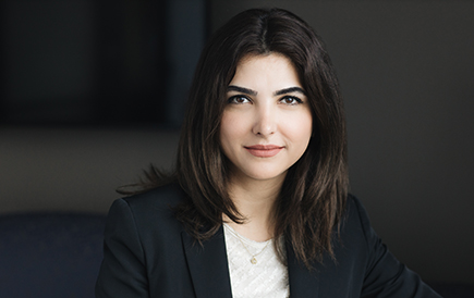 Image: Sepideh K. Nassabi - Litigator and Registered Trademark Agent2