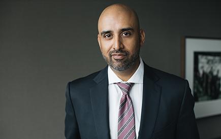 Image: Abbasali (Ali) Kermalli, Business Law Lawyer