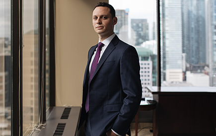 Image: Alexander Katznelson, Business Law Lawyer