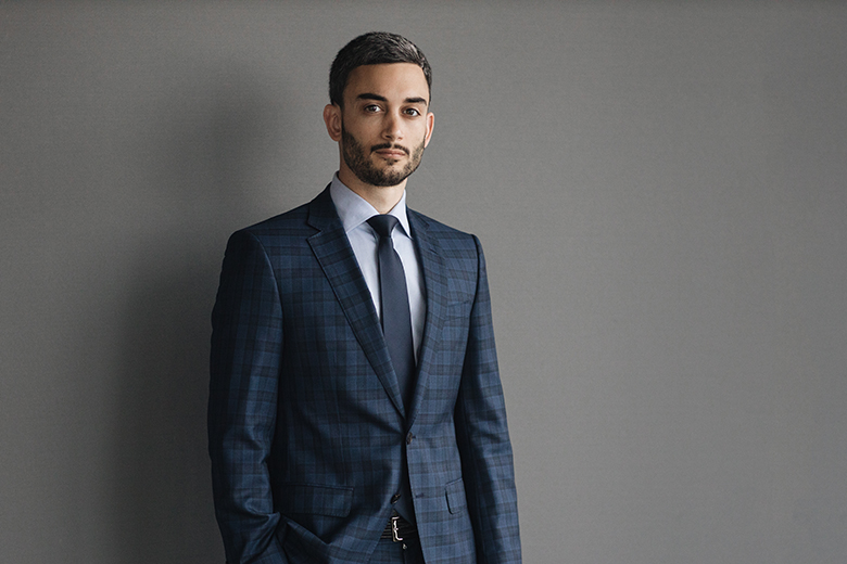Profile: Benjamin (Ben) Bloom - Business Lawyer