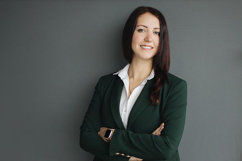 Profile Photo - Olga Samsonova - Commercial Leasing Lawyer
