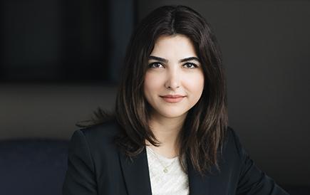 Image: Sepideh K. Nassabi - Litigator and Registered Trademark Agent2